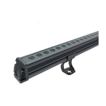 Black High Quality 24W LED Wall Washer