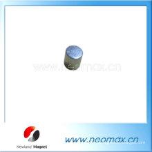 N35 cilindro imán de oro