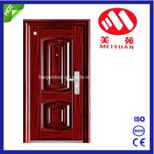 Стальная дверь обеспеченностью для экспорта, с высоким качеством, новый дизайн