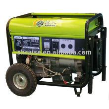Подвижный генератор 8KW с колесами