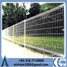 High Quality Double Ringed wire mesh fence best price