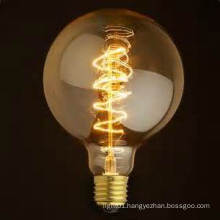Factory Direct Sell G95 Vintage Globe Bulb 32 Anchors Edison Bulb