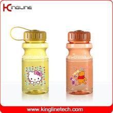 350ml BPA garrafa de plástico sem plástico para esportes (KL-B2316)