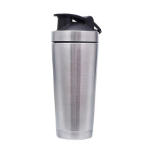 720ml Stainless Steel Gym Protein Shaker Sport Water Bottle with Custom Logo