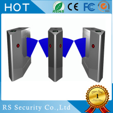 OEM Access Control Turnstyle Flap Wing Barrier