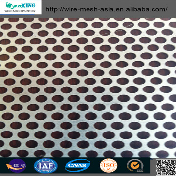 perforated metal mesh for filter