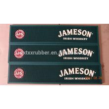 Jameson Irish whisky drinking beer drip runners bar mats