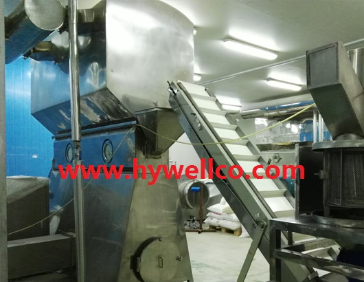 Chinese Medicine Particles Dryer