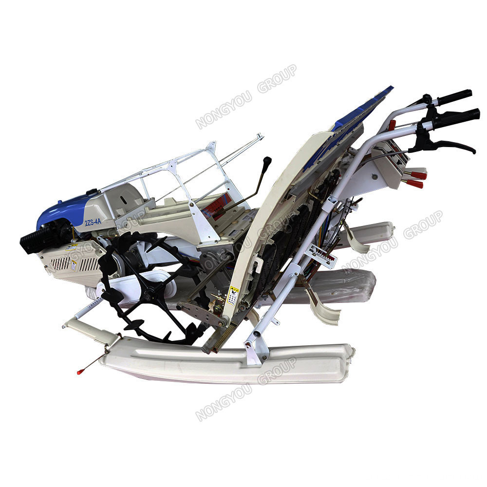 2ZS-4A 4 Rows seeder Rice transplanter