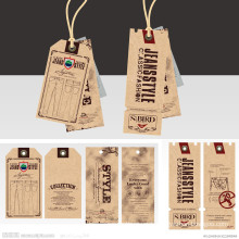 Brown Kraft Paper Hang Tags