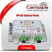 Fournisseur professionnel High Performance CATV FTTH Rrog Mini Optical Node / Receiver