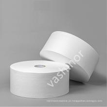 Máquina de tecido fundido fundido branco 25gsm