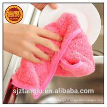 China atacadista Knited prato pano, limpeza de toalha de cozinha
