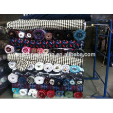 wholesale flannel fabric stock