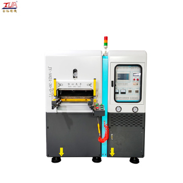 automatic heat transfer press vacuum press making machine