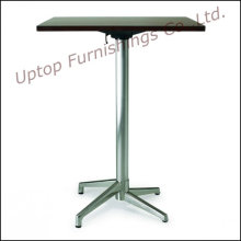 (SP-FT398) Space Save Modern Stainless Steel Bar Table Foldable