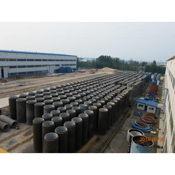 Труба из предварительно напряженного бетона цилиндр (PCCP)
