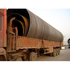 API 5L LSIP2 Ssaw Steel Pipe X70