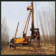 44 m à 56 m puits de forage rotatif