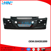 Black Front Bumper 504281899 Truck Replacement Parts