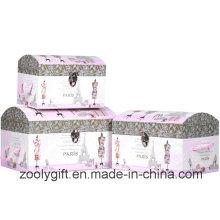 Custom Design Baby Keepsake Boxes