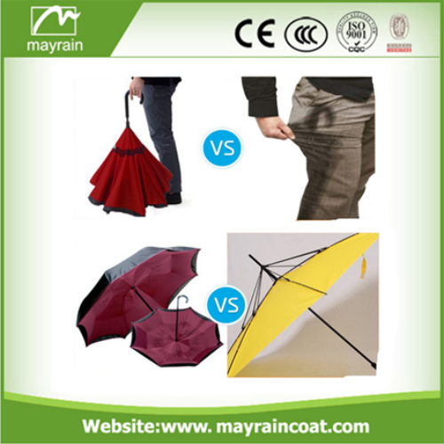 straight customized umbrella