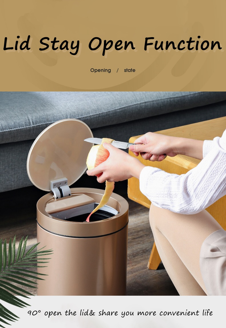 Multi-functional Garbage Bin