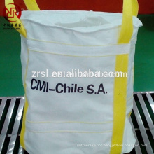 Industrial bulk bag,pp-big bag recycling pp super sack for potato flour seed Hebei factory