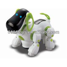 B / O caminar mecánico de control remoto perro nuevos juguetes educativos