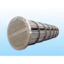 Permutador de calor de tubo de permutador de calor de titânio