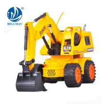 New Toys Wholesales 5CH RC Shovel Loader Big Size Radio Control Excavator