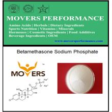 Fosfato de Sódio de Betametasona de Alta Qualidade com Nº CAS: 151-73-5