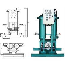 Wasseraufbereitungsanlagen zur Vermeidung von Korrosionsoxidfilmen