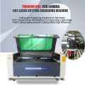 1610 CO2 laser engraving cutting machine with ccd