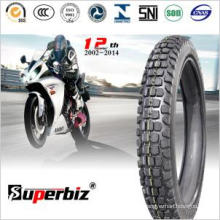 Hot 2015 Motorcycle Tubeless Tyre (100/80-18) for Motorcycle