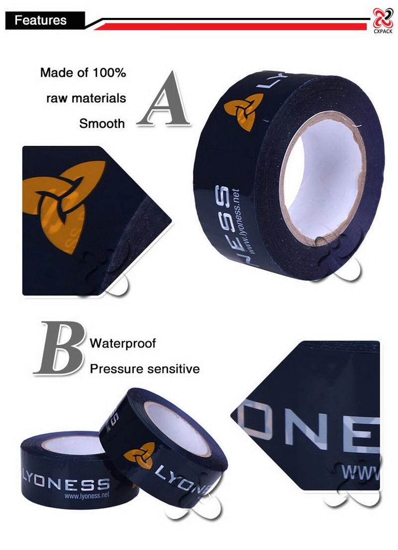 Low Noise BOPP Adhesive Packing Tape