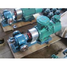 China hot products electrical heat pump/heating asphalt resin pump