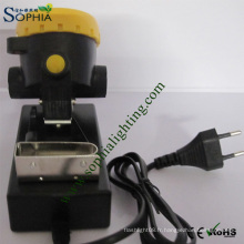 Phare LED avec batterie rechargeable 18650 Lithium