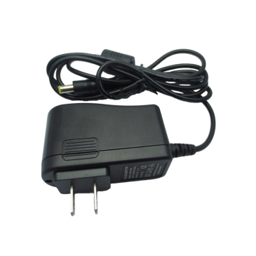 Adaptador de carregador de parede 12W 12V 1A Power Adopter