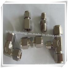 Фитинги для труб с двойным наконечником / прикусом, фитинги для компрессионных трубок