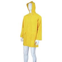 Vestido impermeable de PVC de trabajo largo