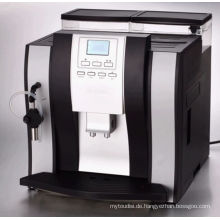 LCD Display Cappuccino Vollautomatische Kaffeemaschine