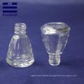 New style empty nail polish glass bottle wholesale