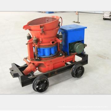 Máquina eléctrica de hormigón proyectado de diferentes estilos Máquina seca y húmeda de hormigón proyectado