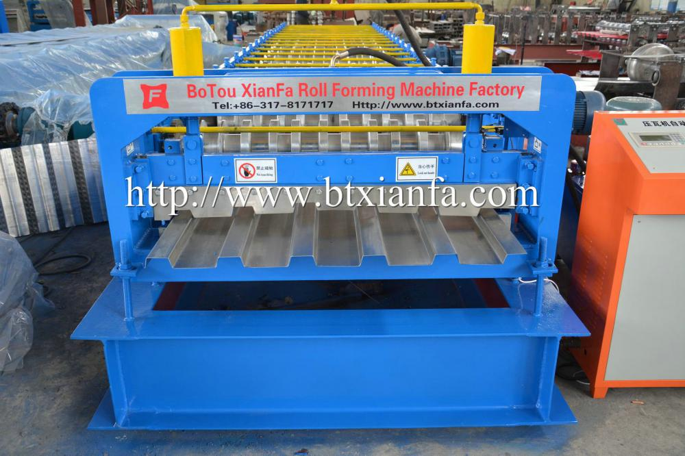 Steel Sheet Press Machine