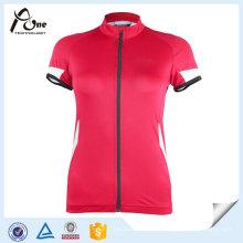 Пользовательские Велоспорт Джерси Велосипед рубашки Велосипед Одежда PRO Team
