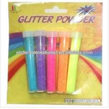 Glitzer Sand Pulver Handwerk