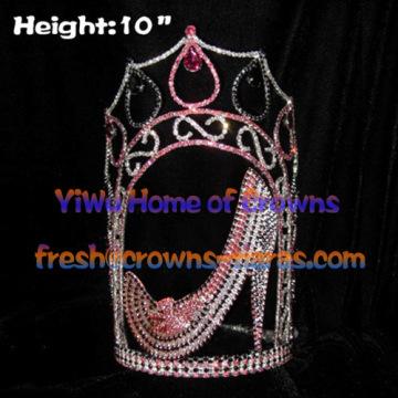 Wholesale High Heel Shoe Crowns Series