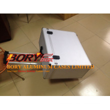 Aluminum ABS Portable Large Wheeled Cases