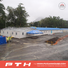 China Prefabricated Container House for Temporary Community